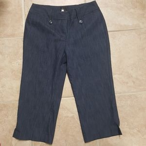 FIRST OPTION Capri dress pants